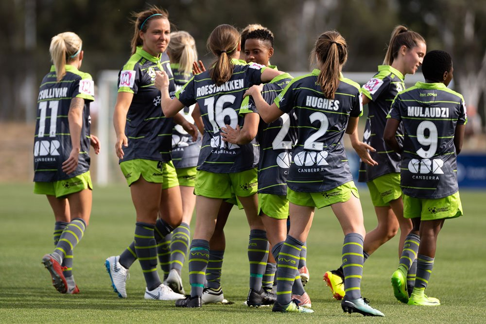 Canberra United 2019/20 W-League season preview