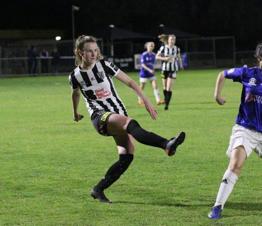 Chelsie Dawber Adelaide City