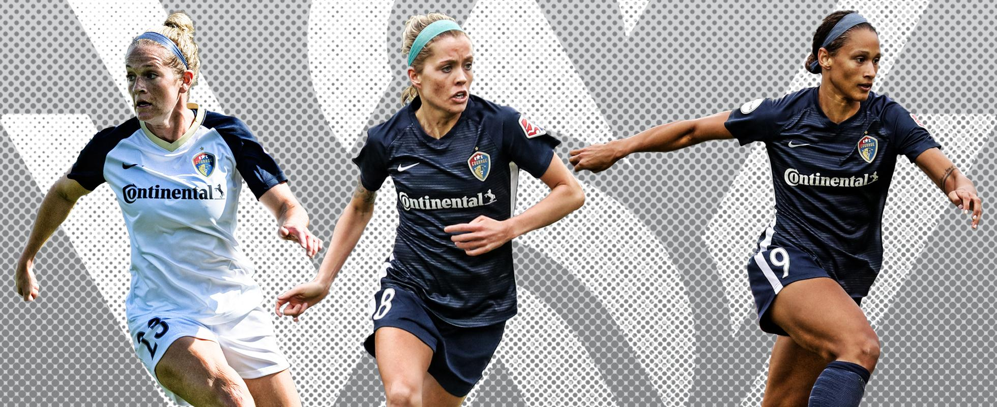 Hamilton reveals why so many Americans join the W-League